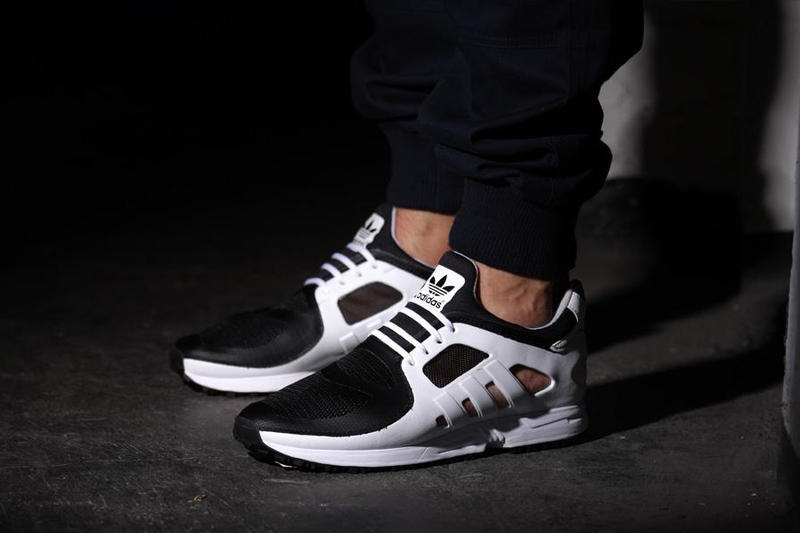 quality design 50d97 13e6c adidas presents the second generation EQT Racer for the springsummer  season. The shoes futuristic