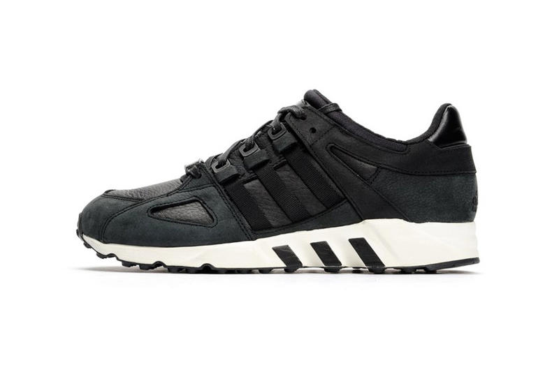 brand new a0b39 e53bd adidas Originals EQT Running Guidance 93 BlackWhite