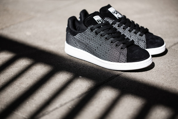watch 932d3 0de05 adidas Originals Stan Smith Core Black Running White