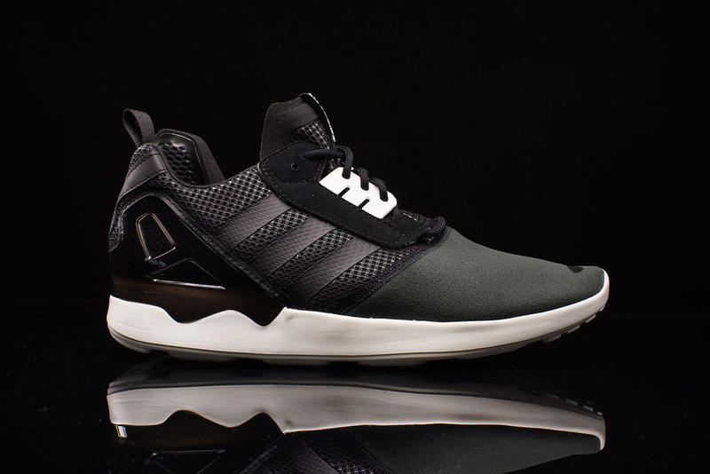 adidas comes in strong with the all-black adidas ZX 8000 Boost 17d9a7272
