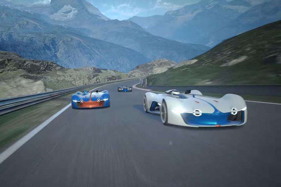 Alpinevgt Alpine Vision Gran Turismo Inspirations Hypebeast