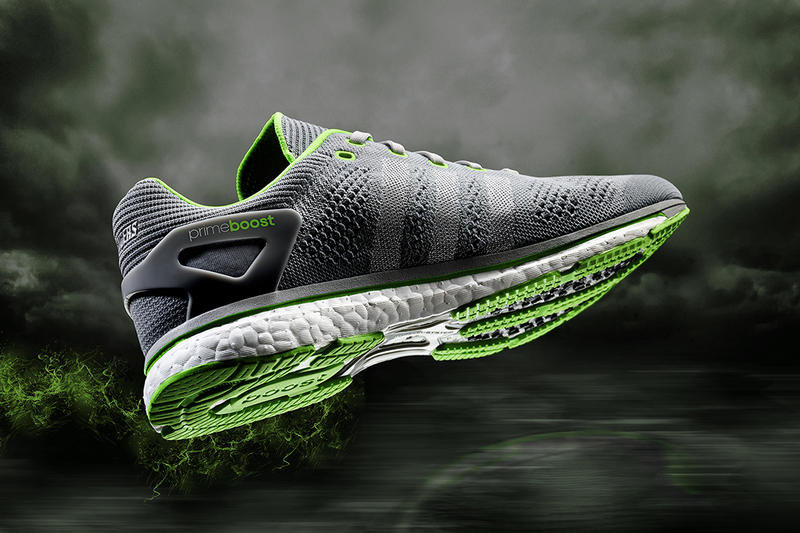 de4f67f9336e04 ... x adidas adizero Prime Boost. In honor of the upcoming release of the  highly anticipated Avengers  Age of Ultron