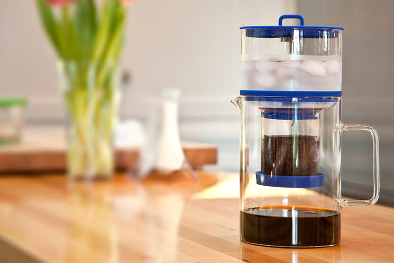 Bruer Makes Smooth, Naturally Sweet Cold Brew Coffee