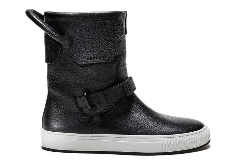 BUSCEMI 250mm High-Top Slip-On
