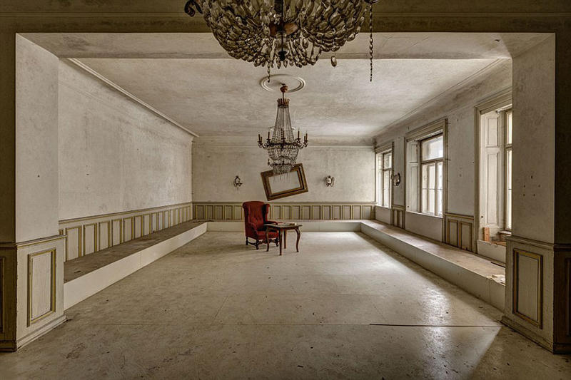 A Look Inside Austria S Grandest Abandoned Hotels Hypebeast