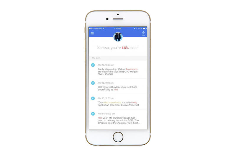 Erase All Your Past Social Media Embarrassment With This New App
