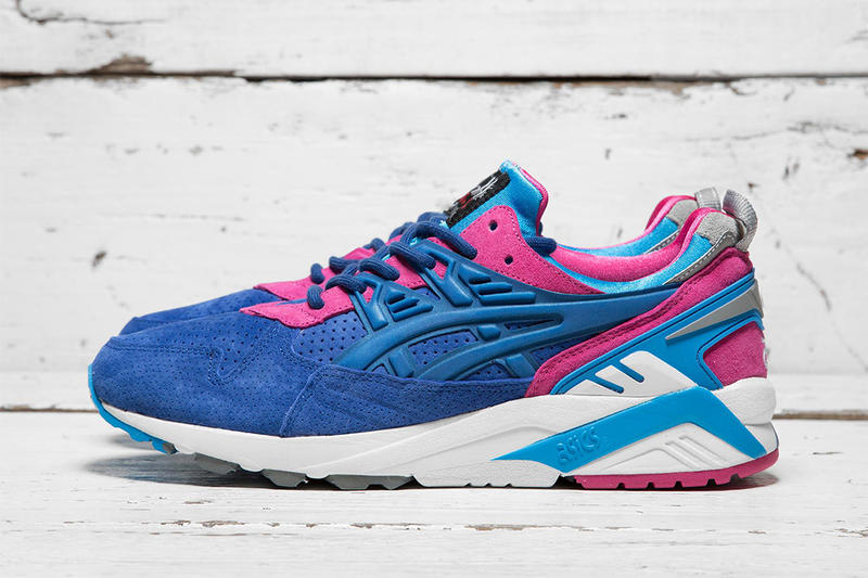premium selection 04d77 bebac Footpatrol x ASICS Tiger GEL-Kayano Trainer
