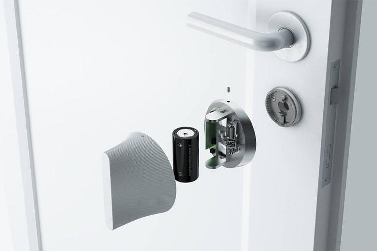 03871d9a791d9d Friday Lab s Keyless Smart Lock by Bjarke Ingels Group