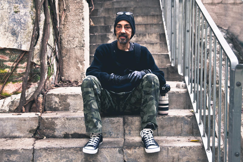 Futura Talks Instagram Photography, '80s Street Fashion and Working With Converse