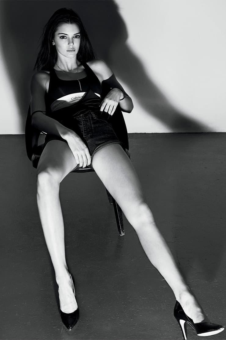 Kendall Jenner by Steven Klein for the 2015 Summer Issue of 'V' Magazine