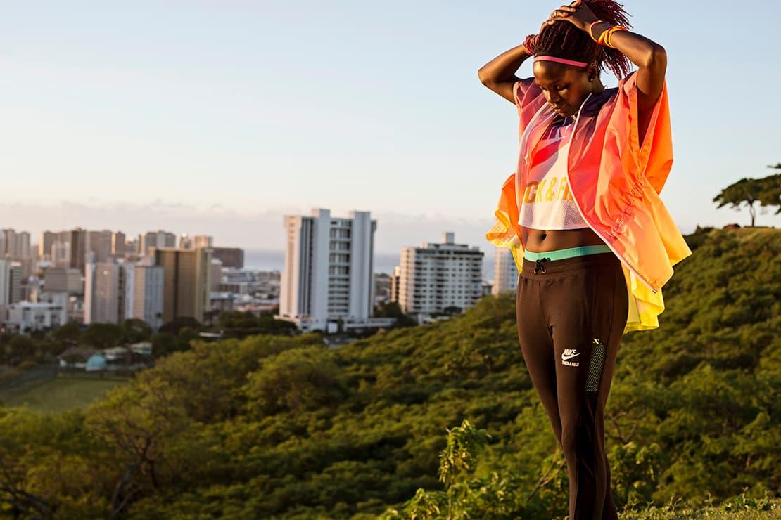 Nike 2015 Spring/Summer Track & Field Lookbook
