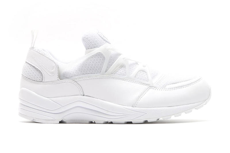 sale retailer fa139 f5e29 Nike presents a new all-white colorway of its Air Huarache Light silhouette  for the spring summer