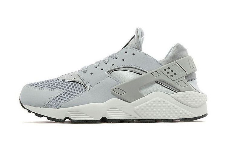 low priced 9ba79 1b8c7 Nike Air Huarache Wolf GreyPure Platinum JD Sports Exclusive