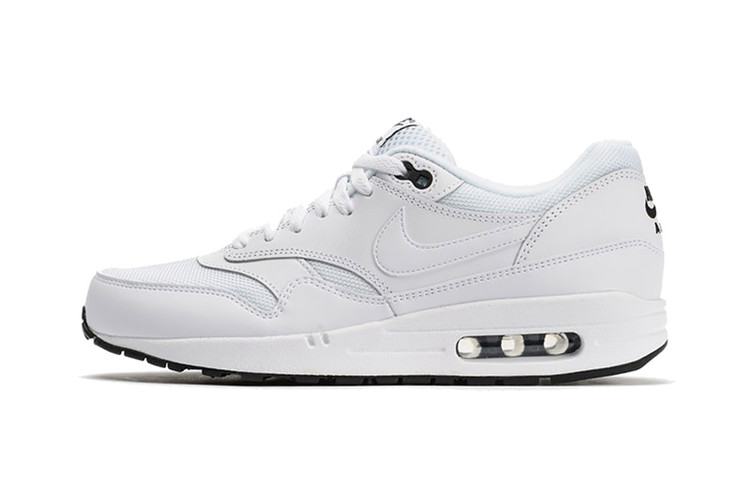 879d16e2d4f3e Nike Air Max 1 Essential White Black