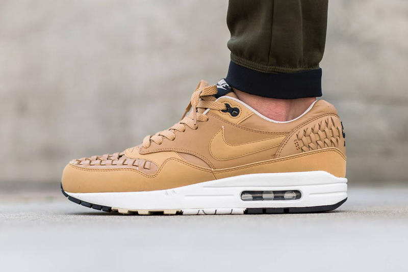save off a86fd f7a6a Nike has reimagined its iconic Air Max 1 silhouette by instilling a modern  style within the design.