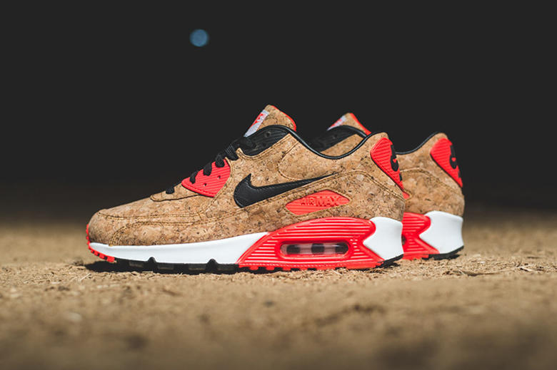 "721bab84cf Sneakerheads worldwide have been returning their ""Cork"" Nike Air Max 90s  due to a frustrating and"