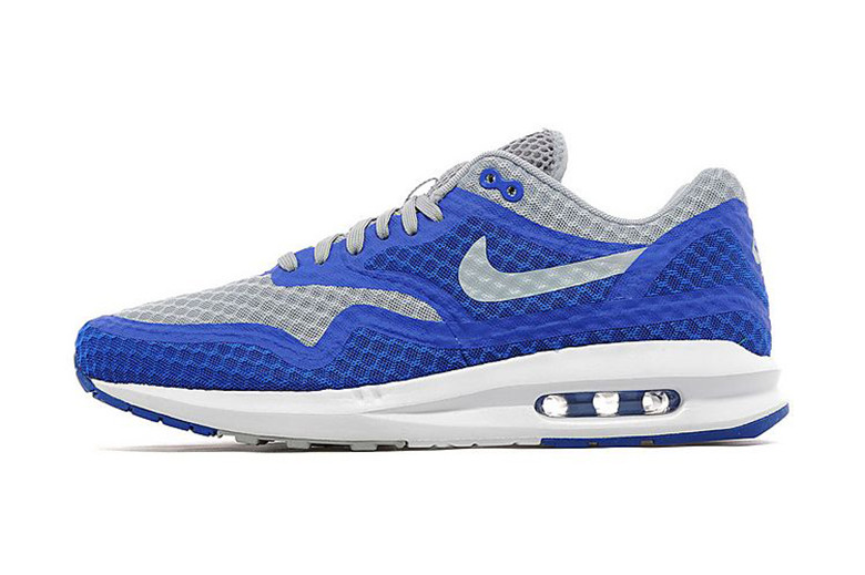 finest selection bfed2 77ec6 Nike Air Max Lunar1 Game Royal Wolf Grey JD Sports Exclusive   HYPEBEAST
