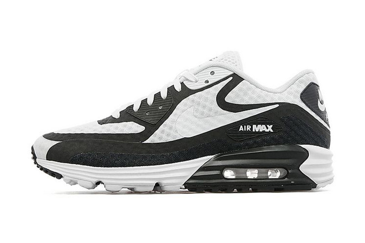 big sale 60a82 edc29 Nike Air Max Lunar90 Breeze Black/White