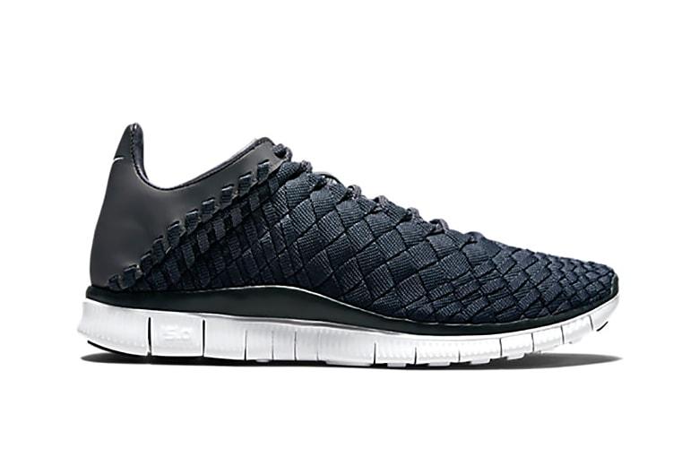 ed51db9507 Nike Free Inneva Woven Anthracite/Dark Grey-White | HYPEBEAST
