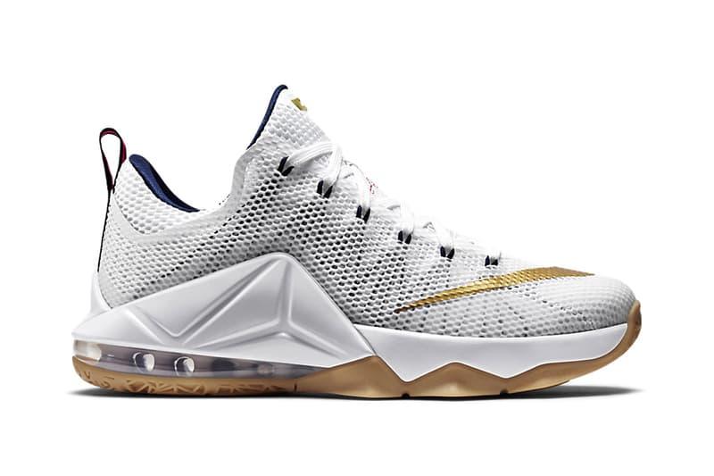 5404de1b8e5b Nike LeBron 12 Low