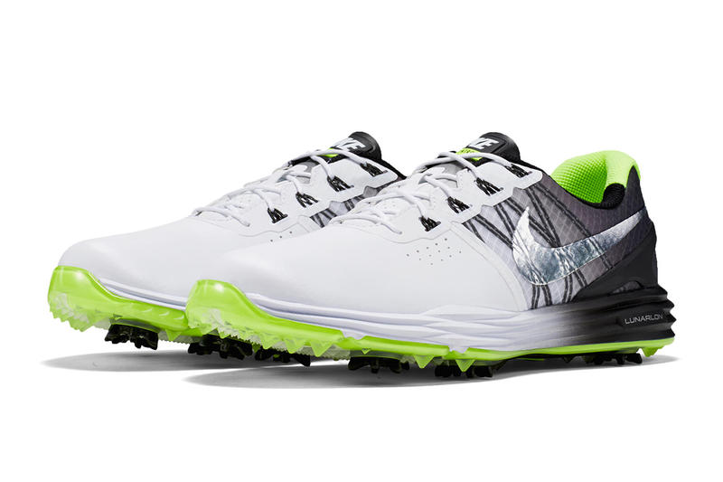 sports shoes 01000 ba545 Nike Lunar Control 3 Limited Edition. For his final round, four-time Major  winner Rory McIlroy will be wearing a limited edition Nike