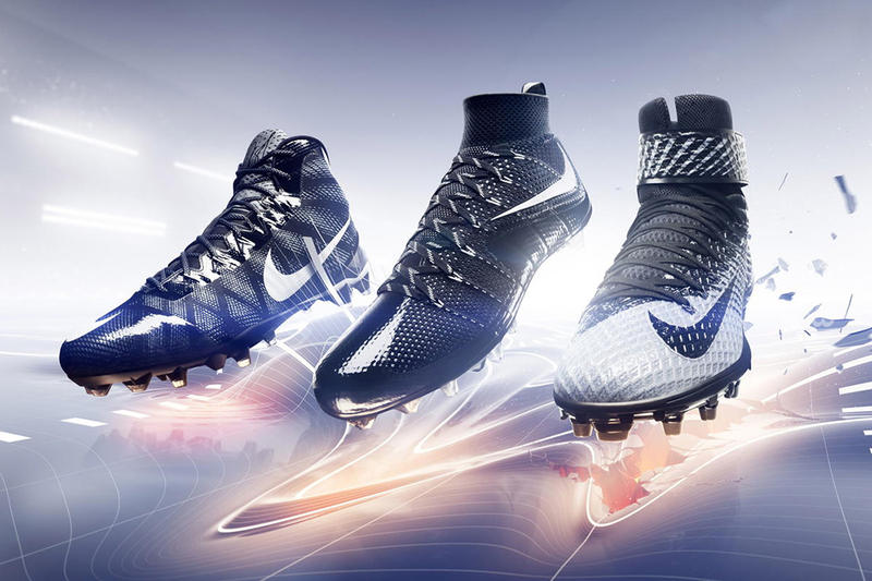 da2bb04e6 Nike introduces its latest Nike football cleats pack. Consisting of three  new silhouettes