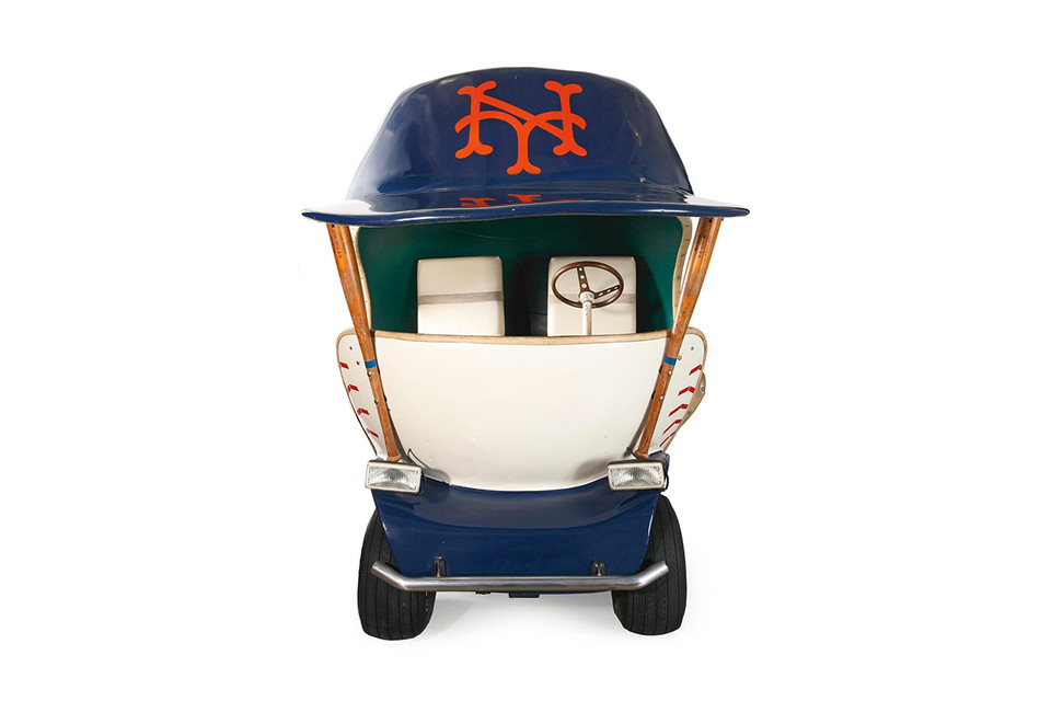 Sotheby's and eBay Team Up to Auction Historic New York Memorabilia