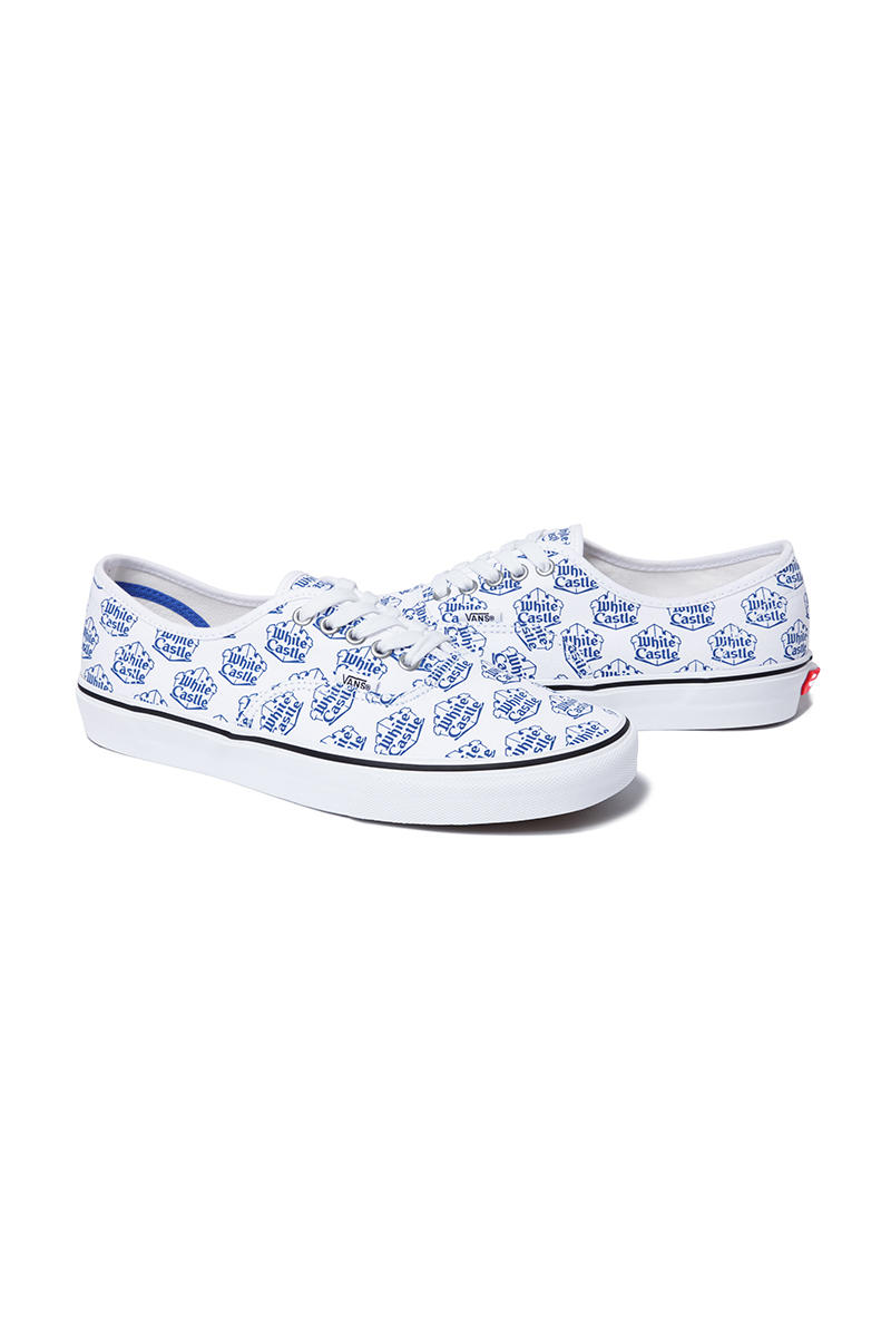 91c97d7c00e1f3 Supreme x White Castle x Vans 2015 Capsule Collection