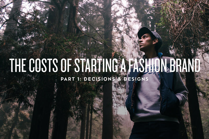 The Costs of Starting a Fashion Brand: Decisions & Designs