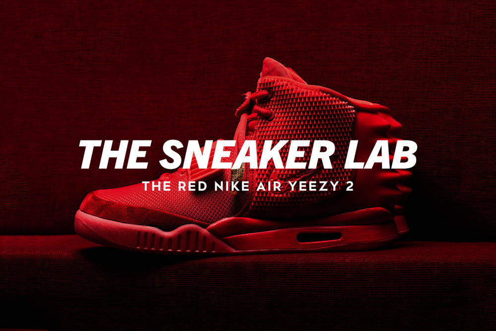 The Sneaker Lab by Andy Chiu: Looking into the Construction and Quality of the Red Nike Air Yeezy 2