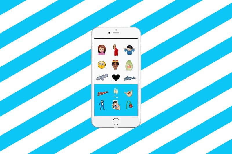 38 New Emojis Scheduled for 2016