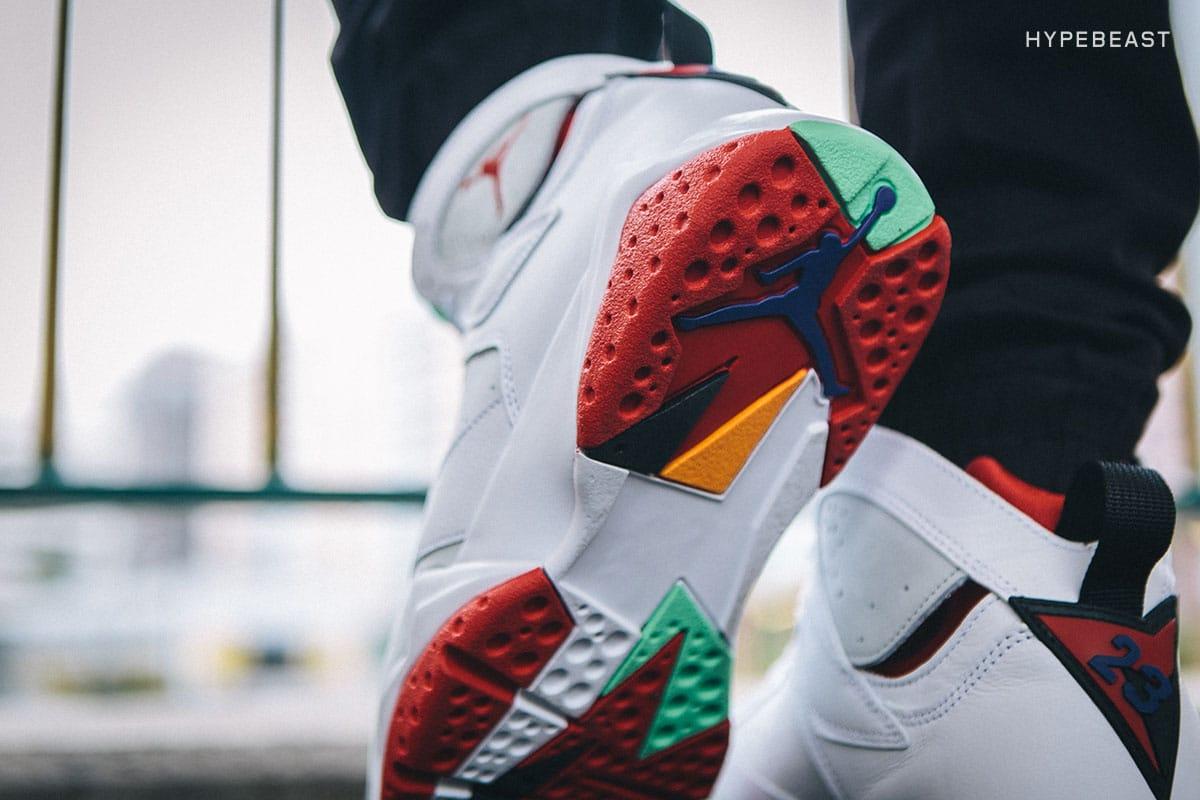 A Closer Look at the Air Jordan 7 Retro