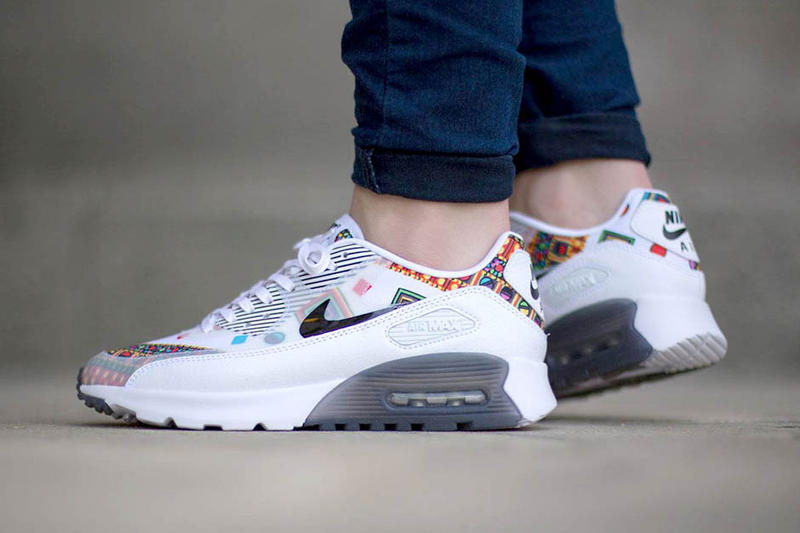 quality design 23187 d40b4 A Closer Look at the Liberty x Nike Air Max 90
