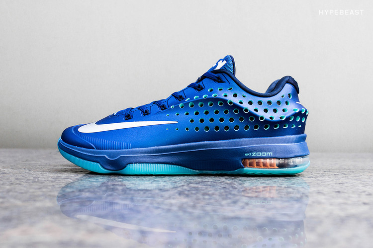 "wholesale dealer 10cb3 15105 A Closer Look at the Nike KD7 Elite ""Elevate"""
