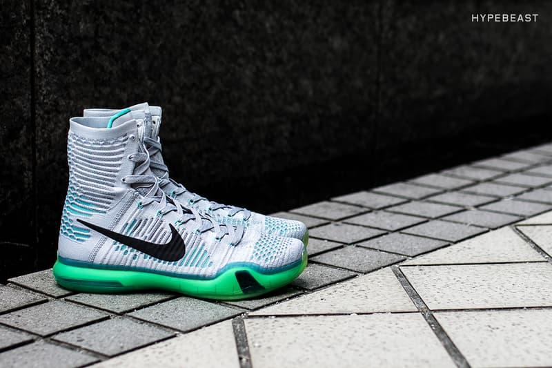 huge discount ecea9 72fe4 A Closer Look at the Nike Kobe X Elite