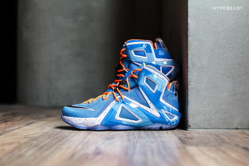 new arrival 97755 d72a8 A Closer Look at the Nike LeBron 12 Elite