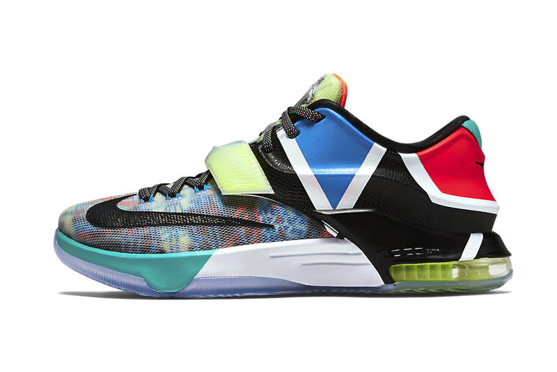 """low priced 1e399 abb28 Nike unveils the Nike KD 7 """"What The."""" Marking the latest addition to  Nike s tradition of signature"""
