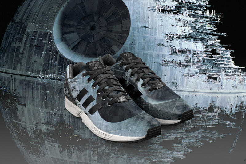 best service a5dfc b2dbe adidas Originals Adds  Star Wars  Graphics for Customization of the ...