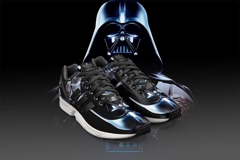 brand new cca3a 46c5a In honor of Star Wars Day and this winter s highly anticipated release of  The Force Awakens, adidas