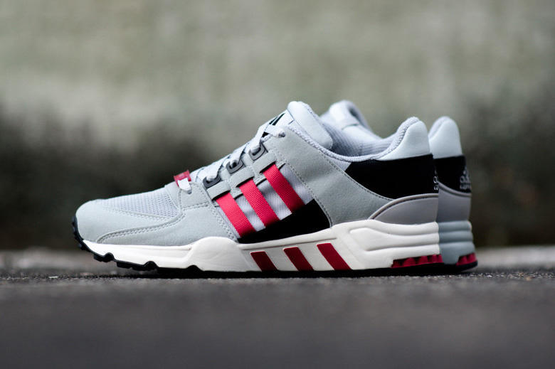 414eb62b159f adidas Originals has released its Equipment Support Running 93 in an  eye-catching black