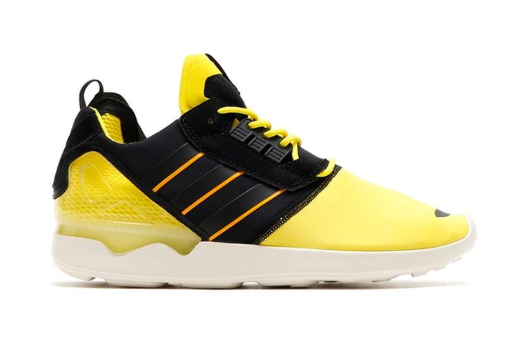 0f1e4b72865 adidas Originals ZX 8000 Boost Bright Yellow Core Black Cream White