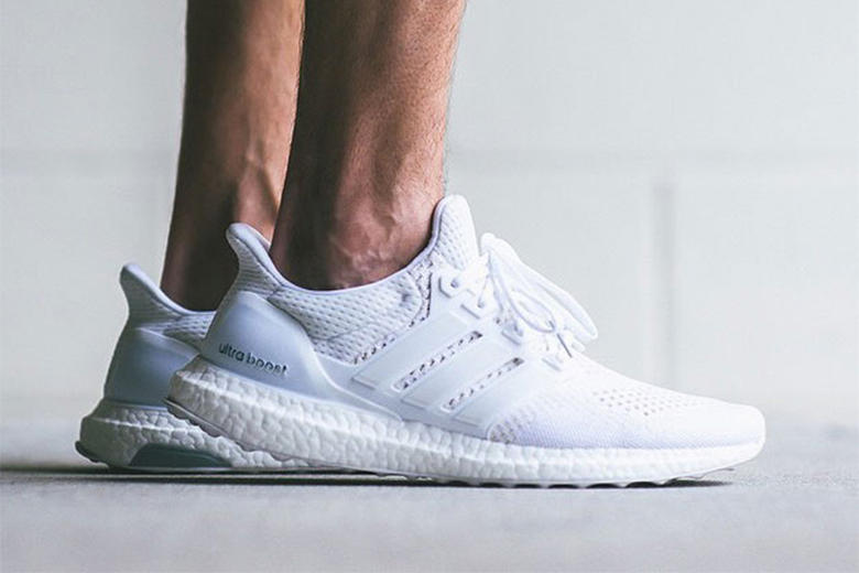 d38fef19f adidas presents a new tonal rendition of its Ultra Boost just in time for  the warmer season. The