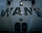 'Blackbird' Takes a Closer Look at BMW's 1999 V12 LMR Art Car