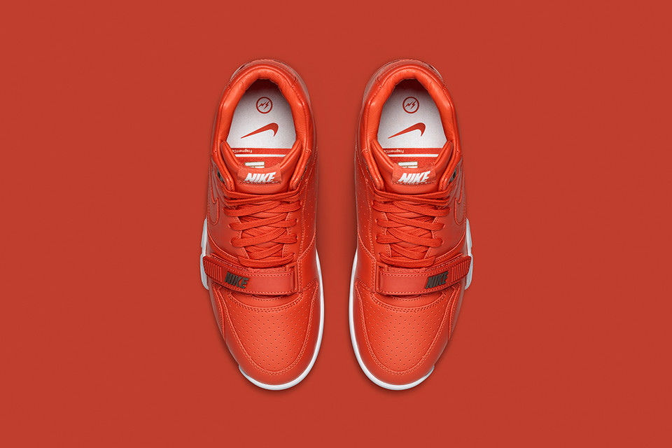 check out d73a3 bfa17 fragment design x NikeCourt Air Trainer 1 Mid   HYPEBEAST