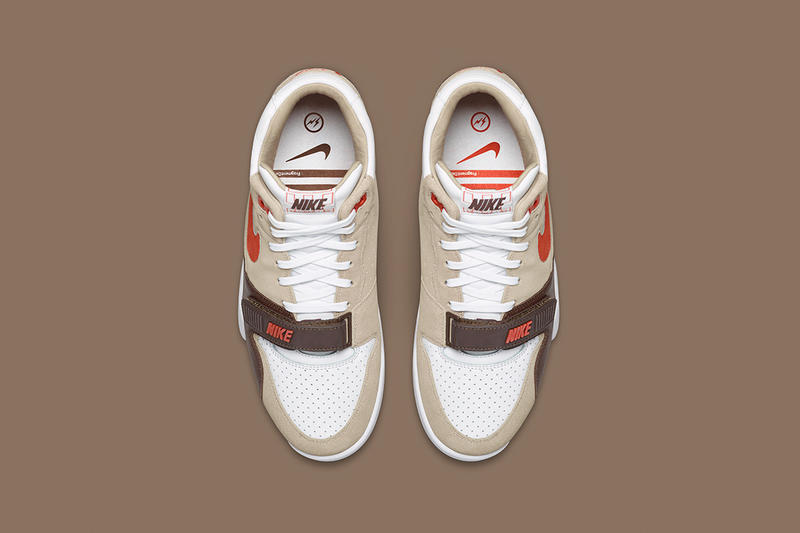 check out dee7f 6eadc fragment design x NikeCourt Air Trainer 1 Mid   HYPEBEAST