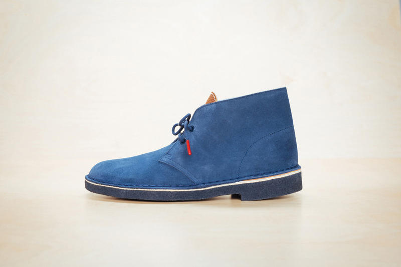 Herschel Supply Co. x Clarks Originals 2015 Spring/Summer Desert Boots