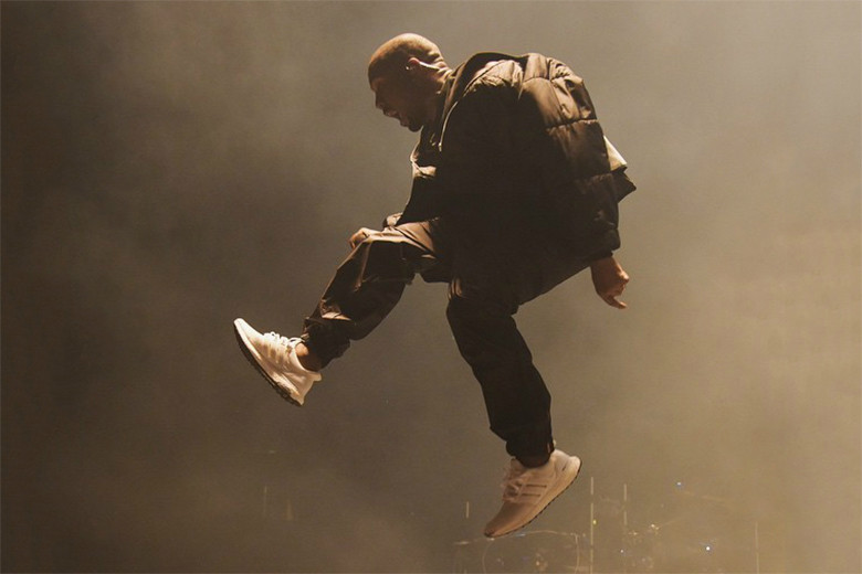 4d239b5d5 Kanye West Rocks the New adidas Ultra Boost