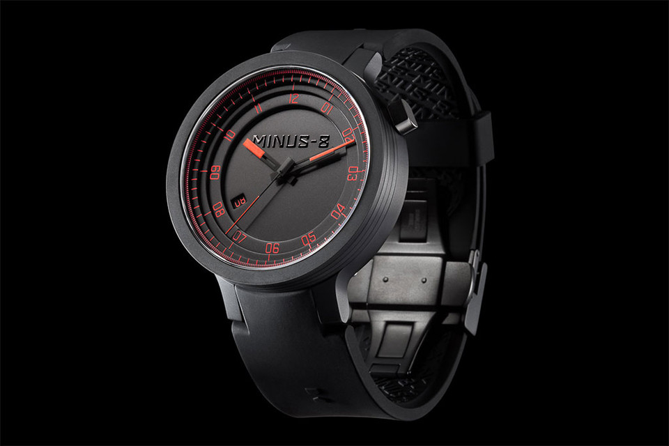 MINUS-8 Layer Watch Series