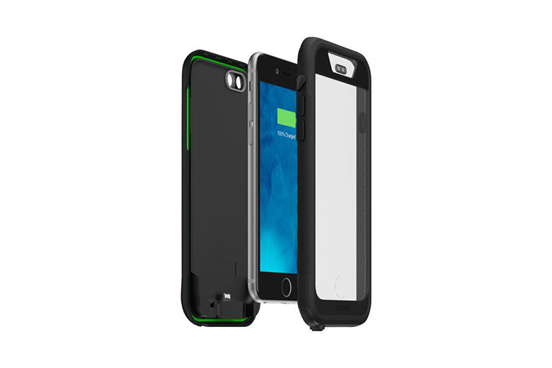 new concept fb703 36970 mophie juice pack H2PRO is the First Waterproof Battery Case for ...
