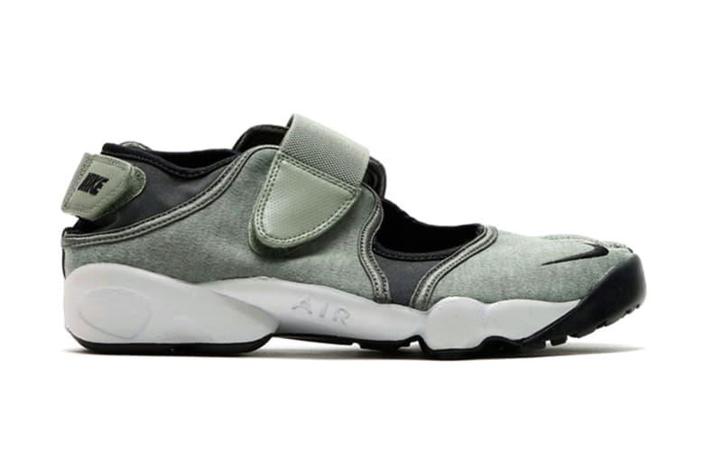 """Nike Air Rift """"Jade Stone"""""""
